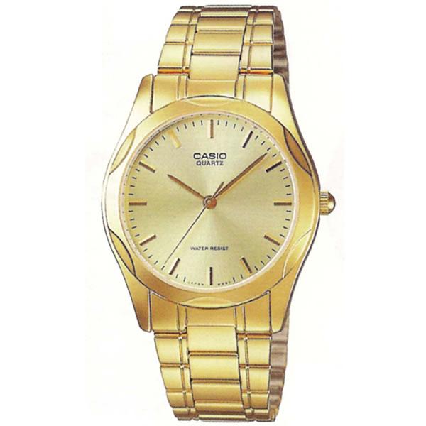 a398c8c1c700 Relojes   Reloj Casio Caballero Metal Combinado con Dorado MTP ...