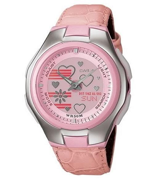 9c7835f7e6a1 Reloj Casio Juvenil de Mujer Poptone LCF-10L-4av