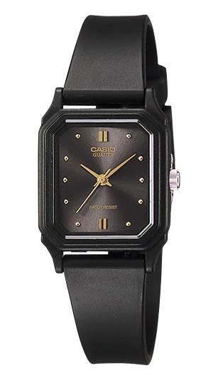 954422ba0c2d Reloj Casio clásico de dama analógico correa de resina LQ-142