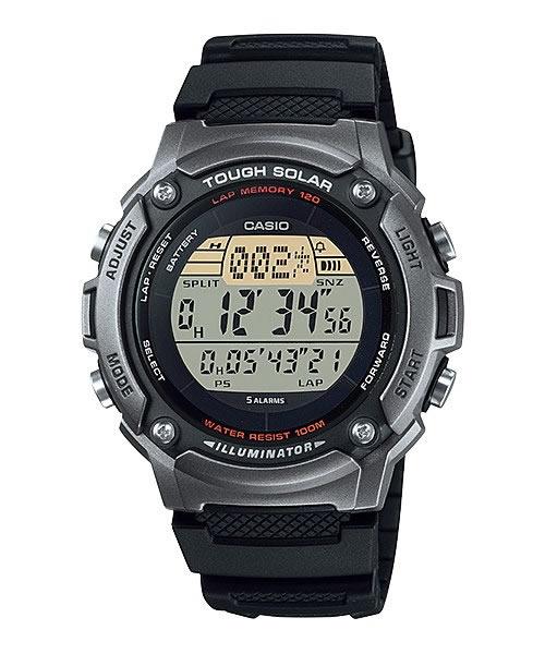 3aa262912196 Reloj Casio TOUGH SOLAR deportivo casual juvenil W-S200H