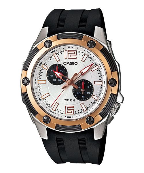 ec2831928d74 Relojes   Reloj Casio Caballero Casual MTP-1326-7A1V